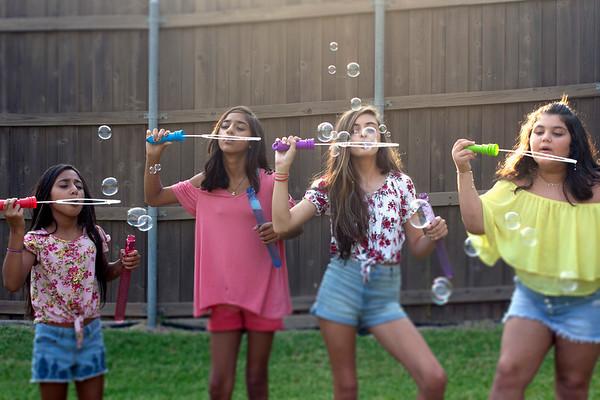 Piper and Friends Bubbles