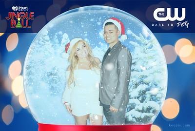 11.30.2018 - CW - iHR Jingle Ball, LA