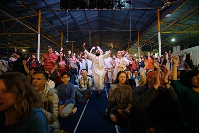 WEEK 1 (12.02.-18.02.) - Bhajans