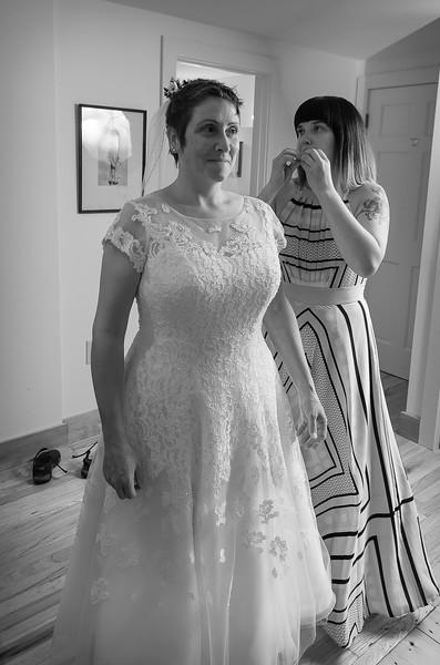 Chamberlin-Marran Wedding