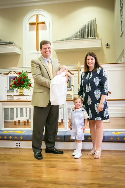 FUMC Baptism of Briggs Drew
