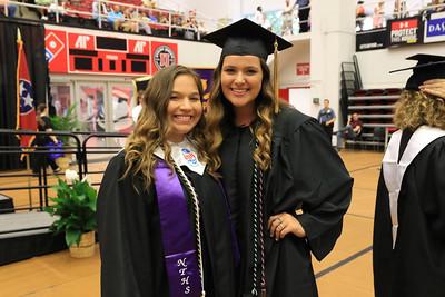 2019 Clarksville High Graduation