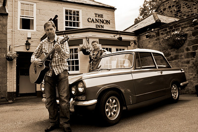 28.6.2011 Garry Weeks Album Cover Shots