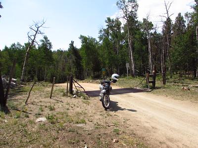 CO- Cameron Mountain Pass