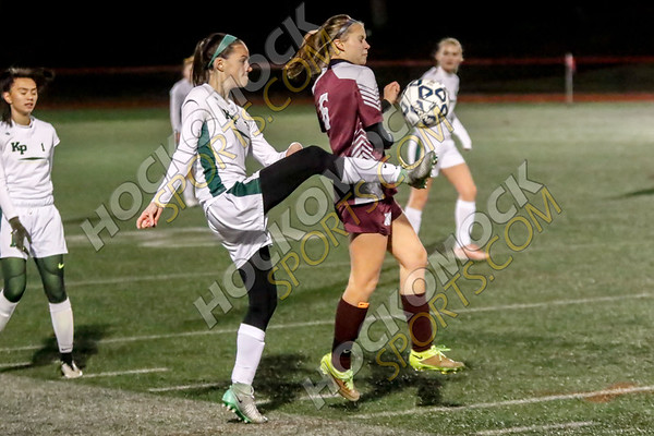 King Philip-Westford Academy Girls Soccer - 11-14-17
