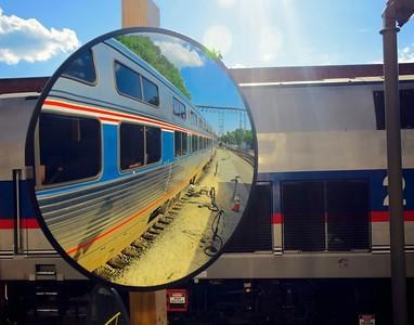 Across America by Train