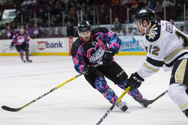 Idaho Steelheads vs Wheeling Nailers - 02.10.2017