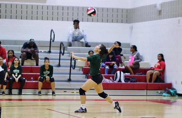 SV Varsity girls Volleyball vs. Wheaton HS 9/11/19