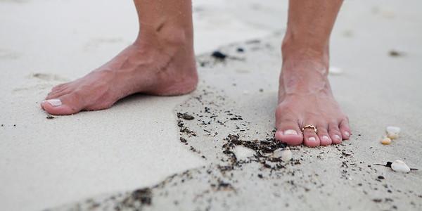 Adrienne's Feet
