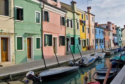 Murano and Burano