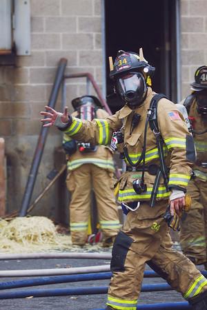 2017 Bloomfield Fire Training