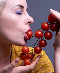 Fruit Portraits