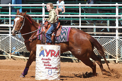 Arcadia Youth Rodeo March 2012