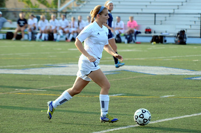 2013 McDowell Girls Soccer