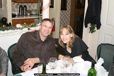 2003-12-12 Work Christmas Dinner