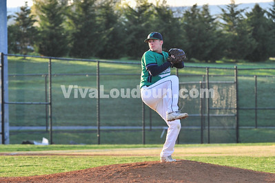 Baseball: Briar Woods at Woodgrove (4-23-2014 by Jeff Vennitti)