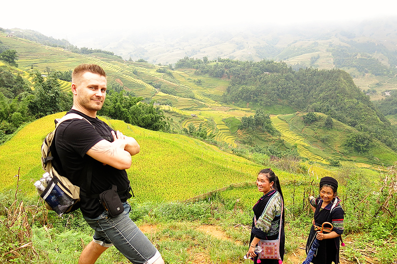 Things to do in Vietnam-Hiking in Sapa
