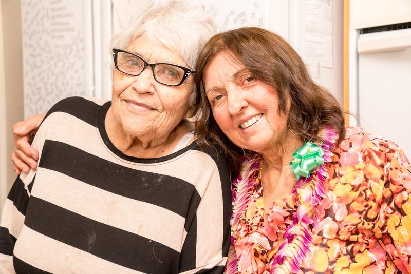 Marguerite Goyne's 80th Birthday