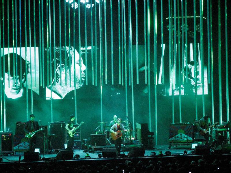 Radiohead 2008 Nissan Pavilion 189