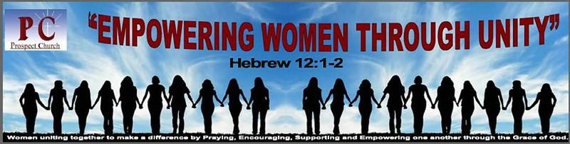 PROSPECT CHURCH - WOMEN ENRICHMENT MINISTRY - CELEBRATION 2014