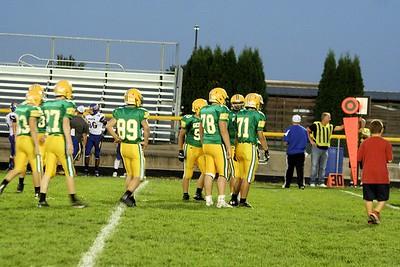 Sophomores vs Davenport North