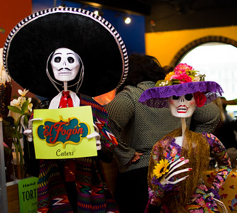 CultureALL Presents: Guess Who's Coming to (Mexican) Dinner
