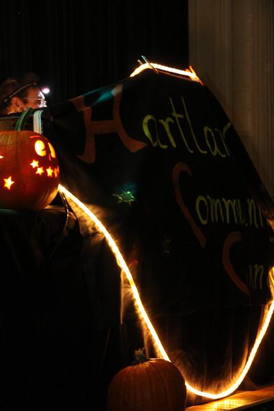 Creepy Crawly Halloween Dance