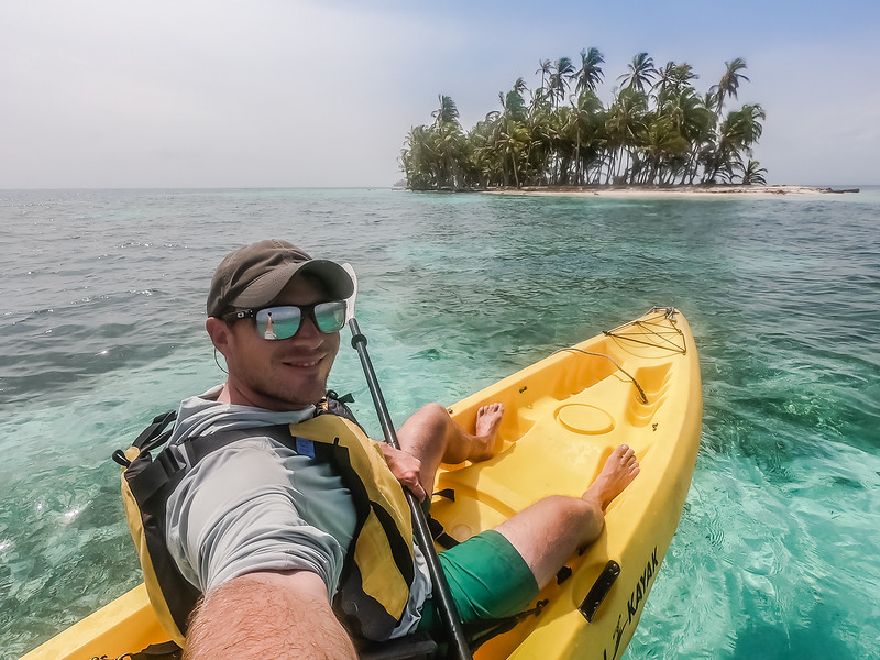 kayaking in Panama - Divergent Travelers