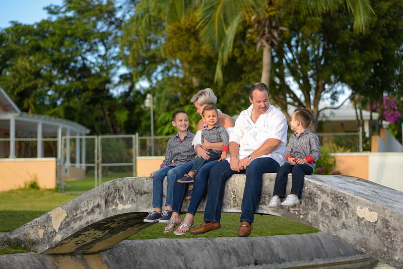 Destiny Albury Family Photos