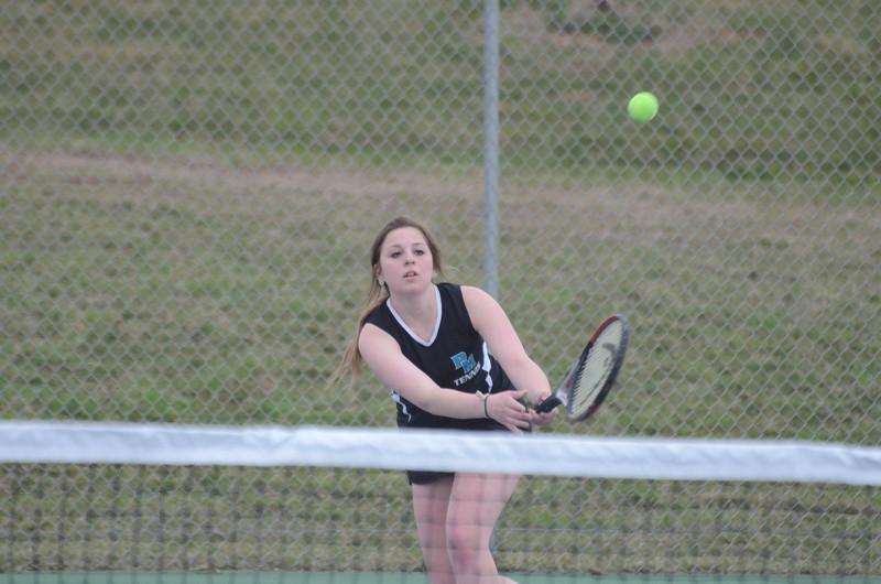 Varsity Tennis April 3 vs North East