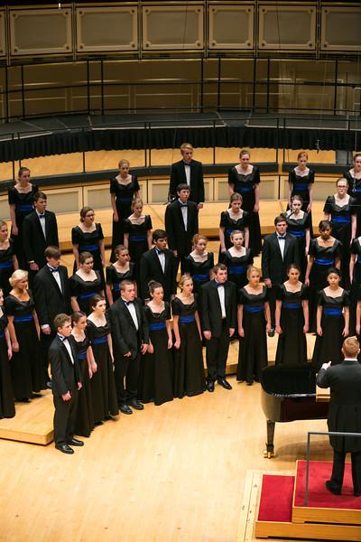 1. Lexington Christian Academy Concert Choir