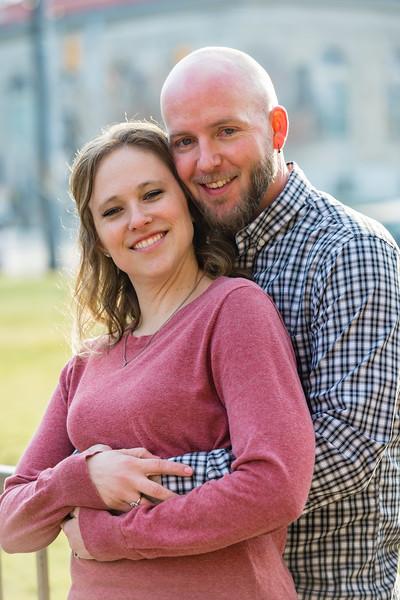 Deborah & Nate: Engaged
