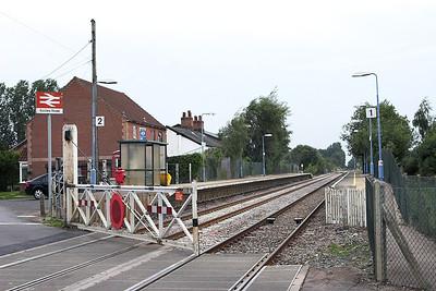Anglia Region Stations