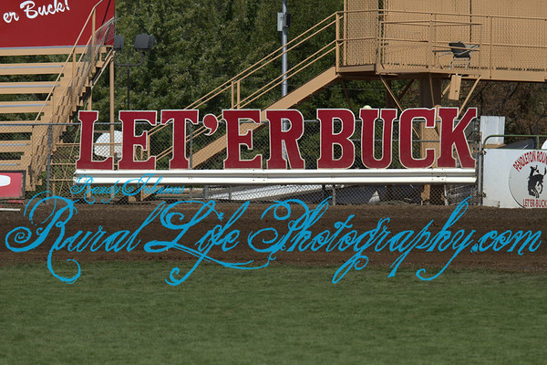 Highlights of Slack Pendleton Round-Up 2013