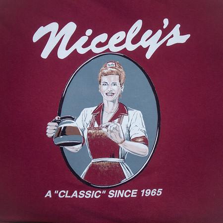 Nicely's Restaurant teeshirt