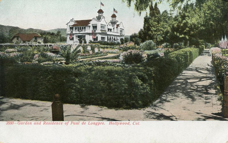 Longpre Garden and Residence