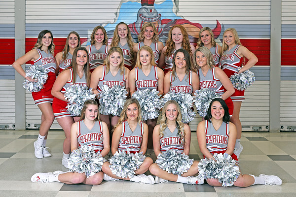 SHS Winter Cheer 2019