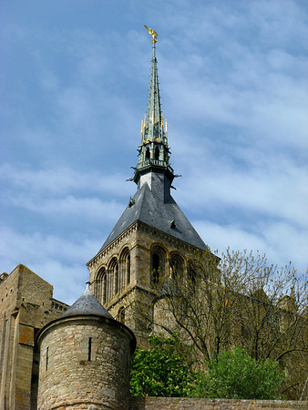 Mont de St Michael