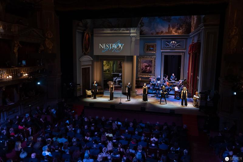 Nestroy Gala 2018