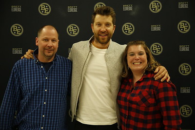 Brett Eldredge M&G | Baltimore, MD | 3.16.18
