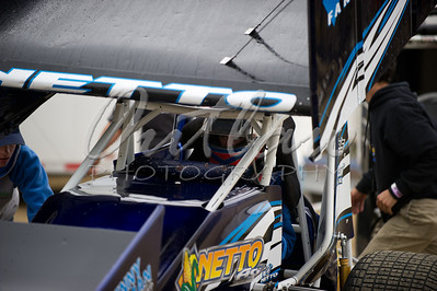 ASCS Outlaw Sprint Cars - July 18, 2012