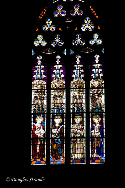 Tue 3/15 in Seville:  inside the Cathedral of Seville