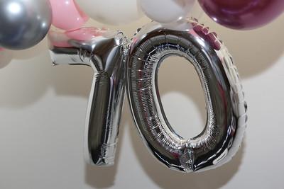 Aaronyce 70th Birthday Bash