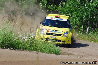 11.07.2009 | SM O.K Auto-ralli, Kouvola