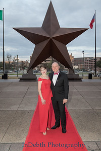 Texas Independence Day Dinner 2018