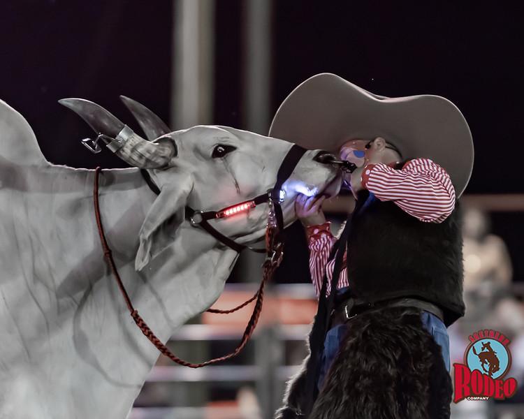Dusty Myers Rodeo Clown