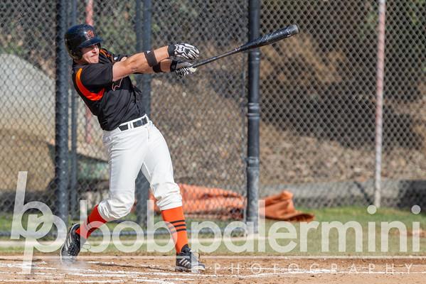 Oxy Baseball vs Cal Tech 3-8-13