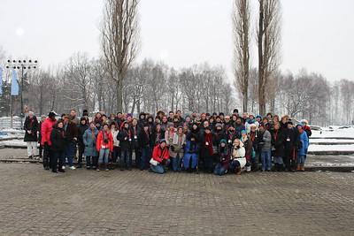 Auschwitz 70 Group Sharing