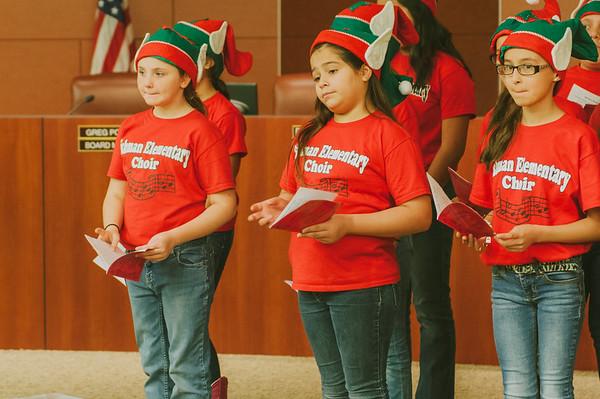 Choir Visits Admin