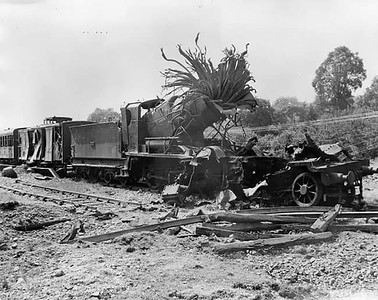 """Steam Engines After A Boiler Explosion From The Late 19th And Early 20th Centuries"""""""